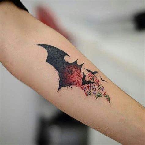 small batman tattoos 1000 ideas about batman symbol tattoos on