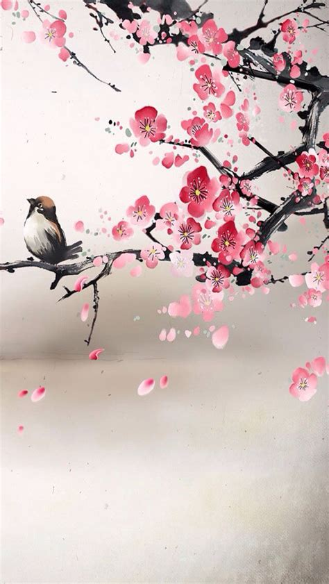 paint nite japanese cherry blossoms the 25 best cherry blossom painting ideas on