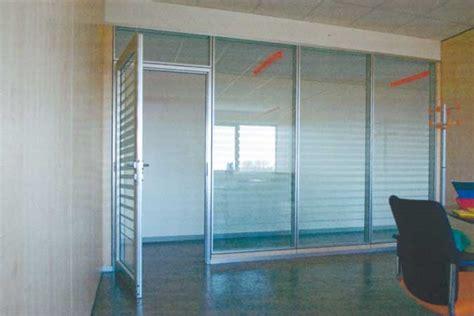 vetrate uffici pareti mobili divisorie per ufficio simag
