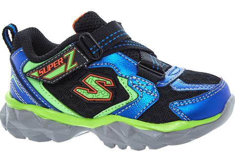 Skechers Z by Skechers Blue Green Z Trainers Uk Tz