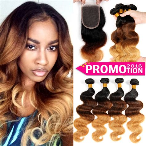 aliexpress buy ombre hair wave