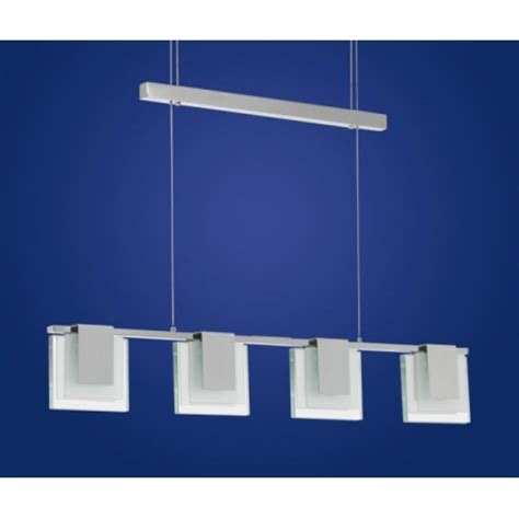 eglo eglo 90037 clap 4 light modern pendant ceiling light
