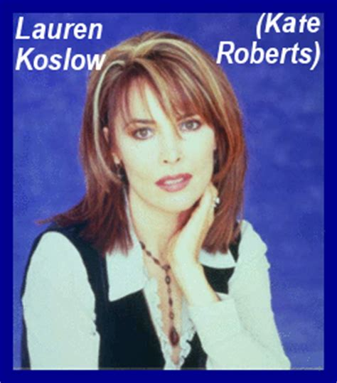 kate roberts days of our lives hair styles birthday lauren s birthday is march 29