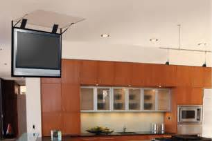 folding ceiling lift entertainment technology