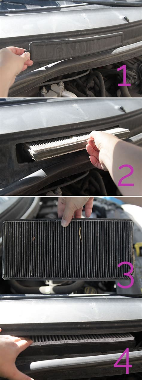 Cabin Air Filter Car by Save Money By Changing Your Car S Cabin Air Filter 100