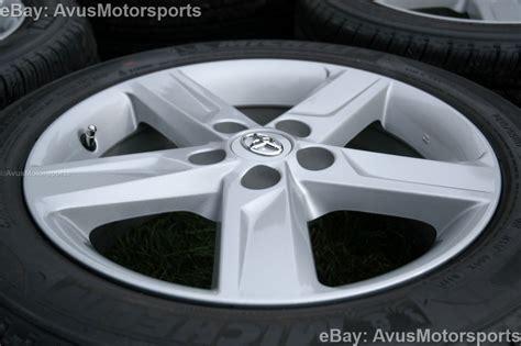 Toyota Oem Tires 12 Toyota Camry Oem 17 Quot Wheels Tires Tacoma 2wd Rav4