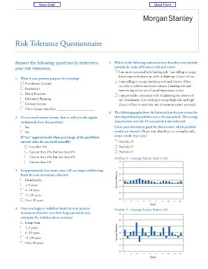 printable risk tolerance questionnaire fillable online risk tolerance questionnaire russell