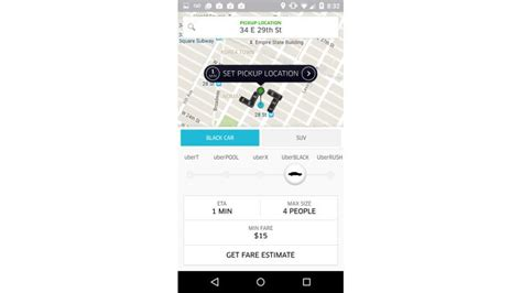 uber for android uber for android