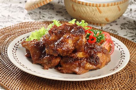 resep empal gepuk ayam enak variasi empal  enggak