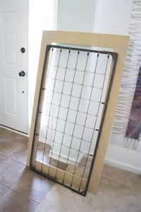 easy peasy crib memo board the handmade home