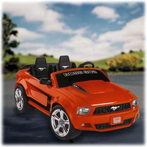 mustang power wheels power wheels 174 ford mustang 302 orange shop power