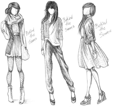 design clothes drawing how to design clothes fashion sketches fashion