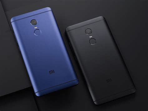 Xiaomi Redmi Note Blue xiaomi redmi note 4 blue 3 64 gb