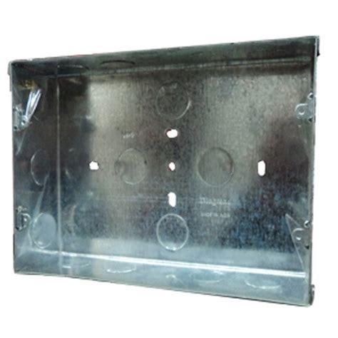 Junction Box Plexo Weatherproof 155x155x74 Legrand buy legrand 689011 12 16 module metal box at best price in india