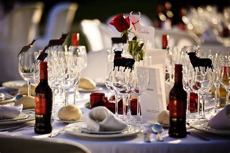 Spanish Styled Wedding