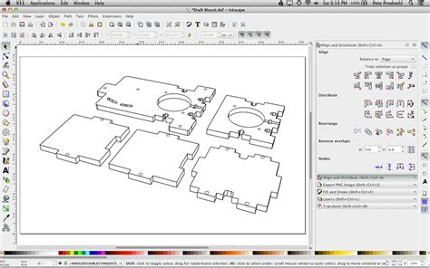 inkscape tutorial technical drawing rasterweb inkscape