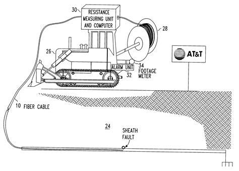 cable installation methods patent us6332738 fiber optic cable installation method