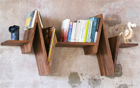 Unique Shelf by Unique Shelf With Shape Inspired By Heartbeat Beat Shelf