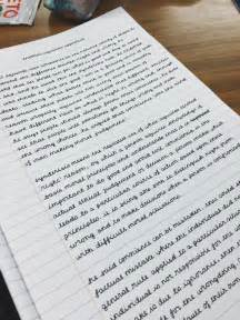 1000 ideas about neat handwriting on student