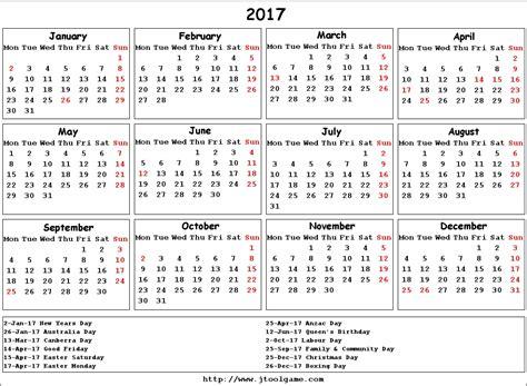 printable calendar september 2017 australia 2017 calendar australia calendar 2017 printable