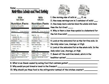 printable nutrition quiz nutrition fact label quiz nutrition ftempo