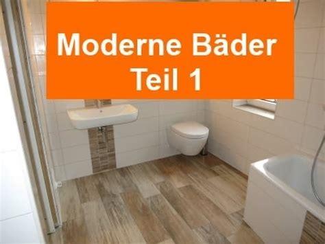 Kleines Bad Neu Gestalten 1080 by Moderne B 228 Der Teil1 Feinsteinzeug Holzoptik Im Bad