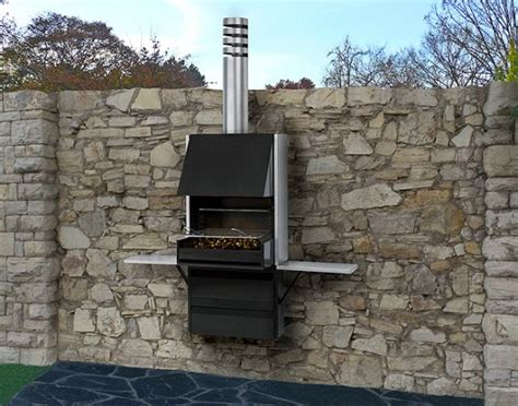Barbecue Moderno Design by Grill Barbecue Modern Design Ideas Homes Gallery
