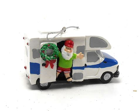 rv ornament 8 adorable rv ornaments to hang on your tree this