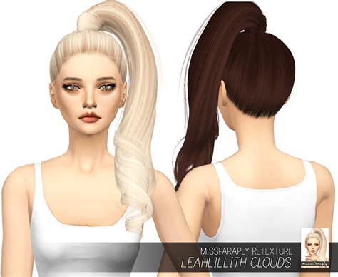 sims 4 custom content hair ebonix custom content hair sims 4
