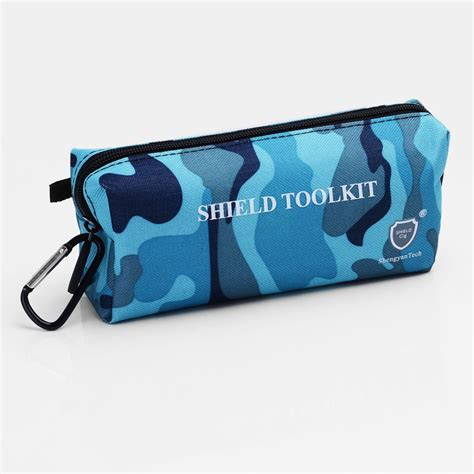 Tools Kit Geekvape Authentic authentic shengyan shield camouflage blue tool kit