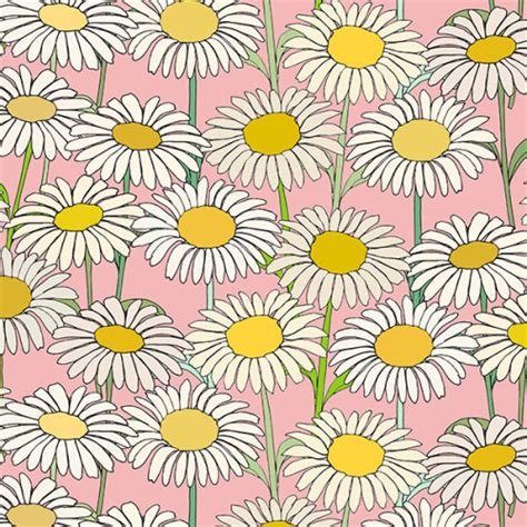 daisy pattern tumblr ink patterns tumblr