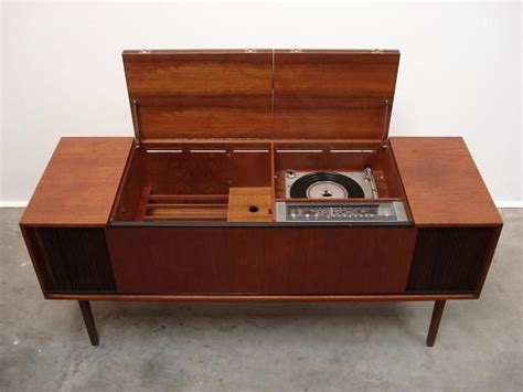 old record player cabinet vintage bang and olufsen sideboard with a record player