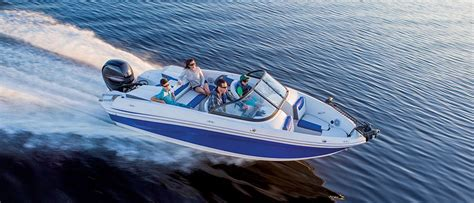 fish ski boats buyers guide discover boating - Fish And Ski Boats Brands