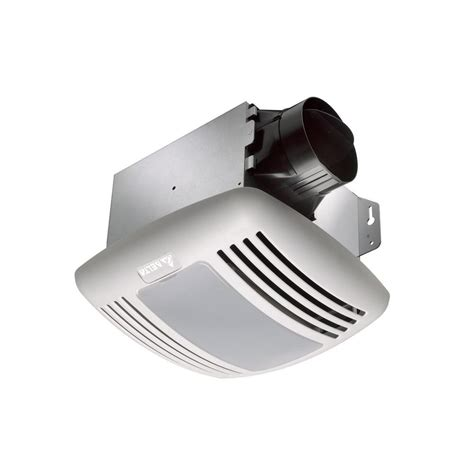 Bathroom Exhaust Fan With Humidity Sensor And Light Delta Breez Greenbuilder 80 Cfm Ceiling Exhaust Fan With