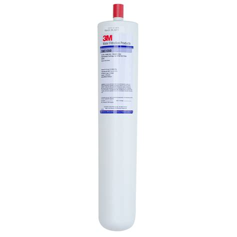 3m cuno applications filtration solutions 3m cuno swc1350 replacement cartridge for cfs6135 water filtration system 0 5 gpm