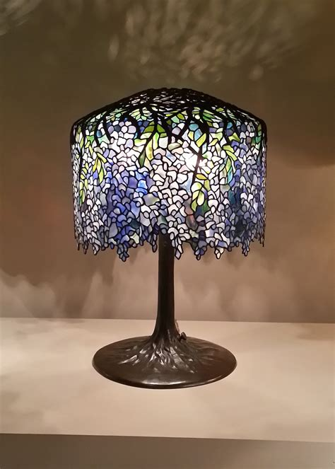 Comfort Lighting Inc by Wisteria Table L Louis Comfort Wikiart Org
