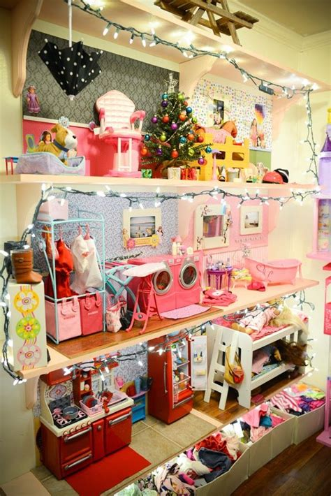 diy american girl doll house american girl room ag accessories ag dolls diy