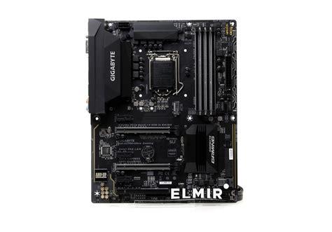 Motherboard Gigabyte Z270x Ultra Gaming Z270 Ddr4 1151 Usb 3 Hdmi s 1151 z270 gigabyte ga z270x ultra
