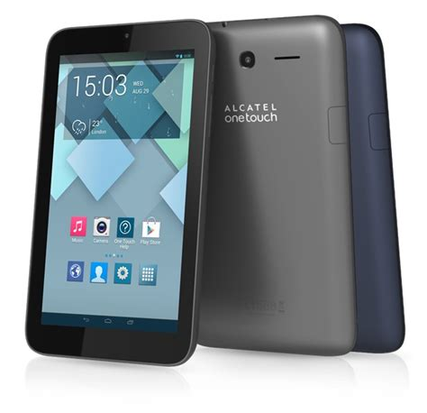 android 4 4 tablet alcatel shows pixi 7 android tablet notebookcheck net news