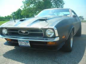 picture of 1971 ford mustang grande exterior