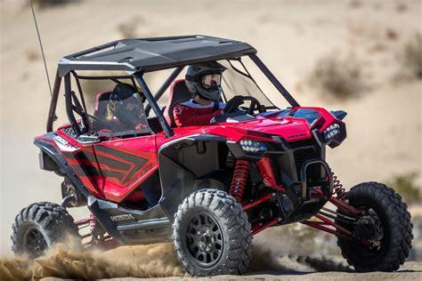 2019 Honda Talon by 2019 Honda Talon It S Real Dirt Wheels Magazine