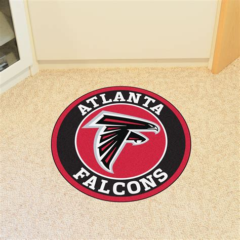 atlanta falcons rug atla2 atlanta falcons mascot area rug