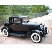 Hot Rods  1932 Ford 5 Window In Storage Since 1954 INFO The H