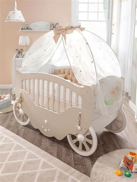 Carriage Baby Cribs I Want This Baby Carriage Crib For My Baby Cinderella Baby And