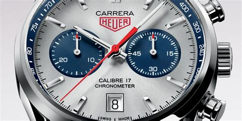 Tagheuer Cal 17 tag heuer calibre 17 limited edition askmen