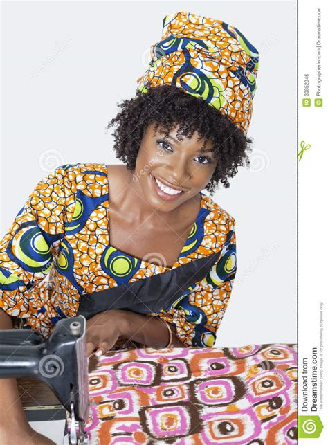 african american sewing blogs portrait of an african american female fashion designer
