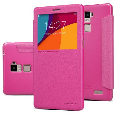 Nillkin Sparkle Leather Oppo R7 nillkin sparkle series new leather for oppo r7 plus r7