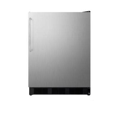 summit appliance 5 1 cu ft mini refrigerator in