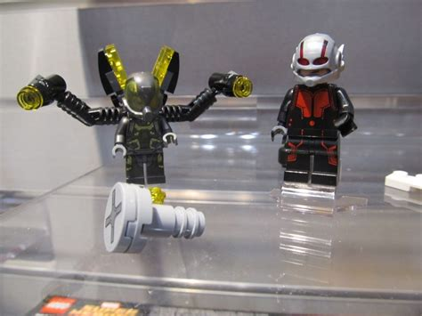 Lego Antman fair it s ant in lego form superherohype