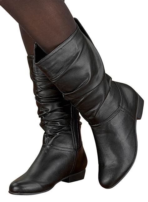 womens boots scrunch boots carolwrightgifts